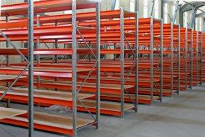 стеллаж металлический для склада