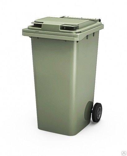 мусорный бак 240 литров