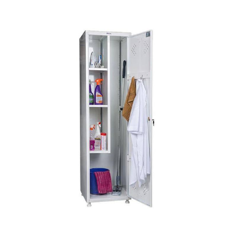 хозяйственный шкаф металический