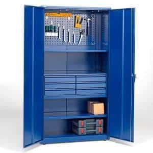 шкаф металлический для инструментов