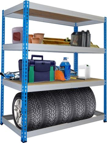 стеллаж для хранения колес