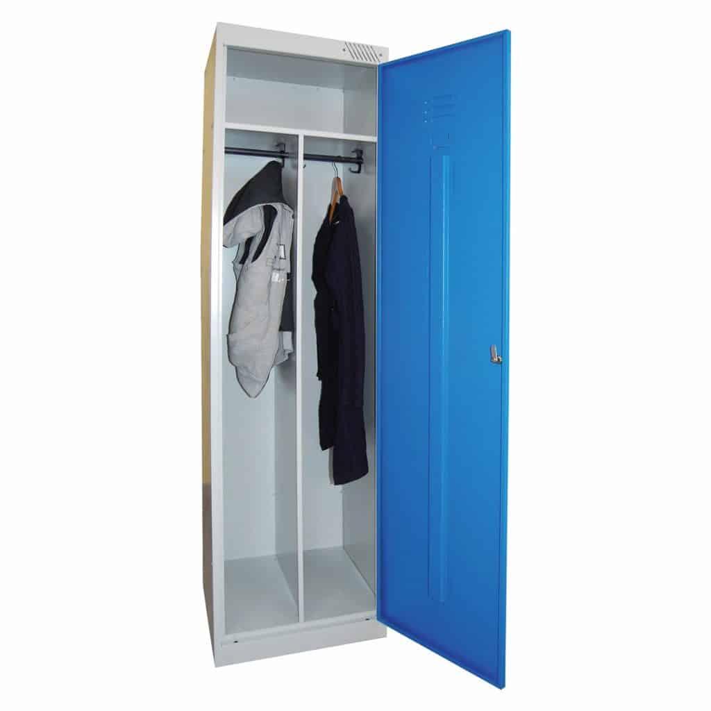 шкафы для одежды металлические цена