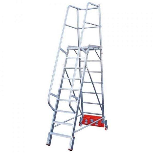 лестница Vario Stabilo 9 ступеней