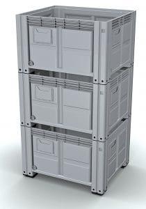 пластиковый контейнер IBOX Кемерово