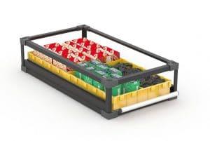 модульный ящик