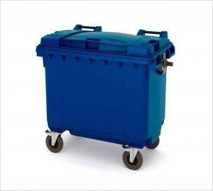 мусорный бак 700 л