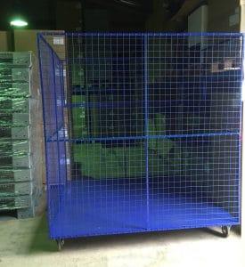 сетчатый контейнер